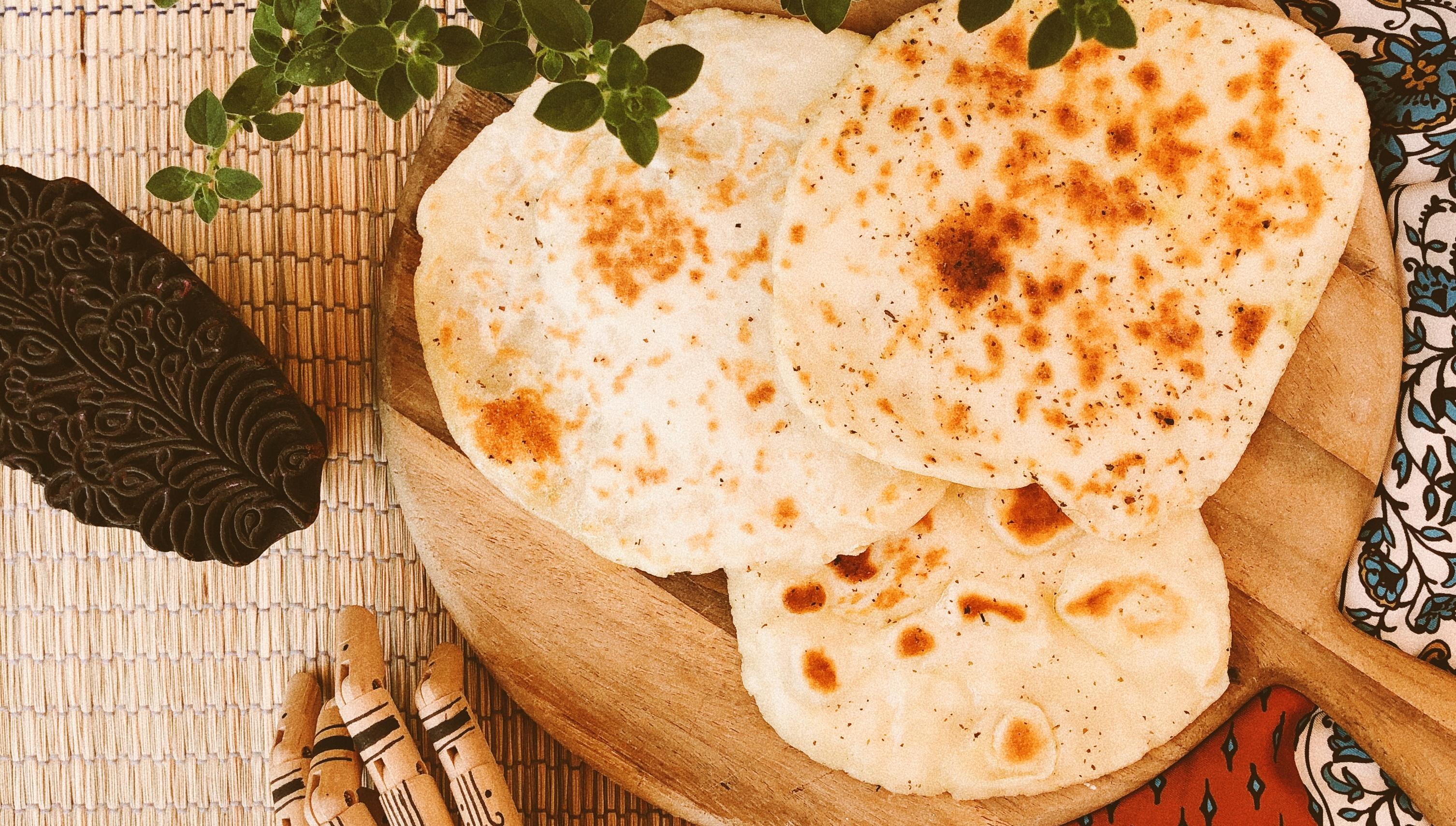 Ricetta Per Naan Pane Indiano.Naan Pane Indiano Ricetta Senza Glutine Schar